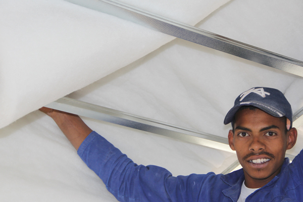 Romatherm Ceiling Insulation